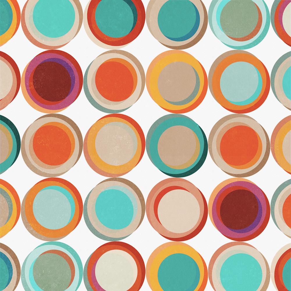 Circle dots art 01 mod city gallery yid1zt