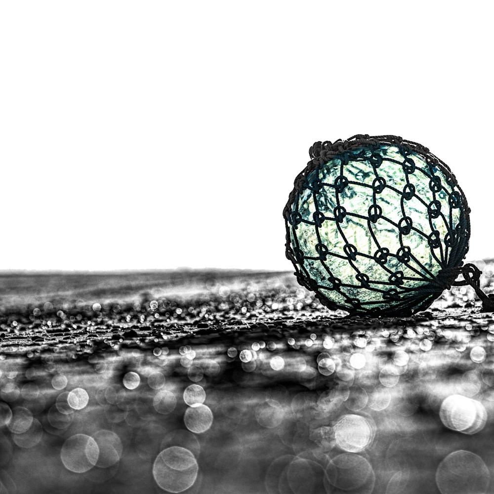 Pacific glass fishing float art zm6gfi