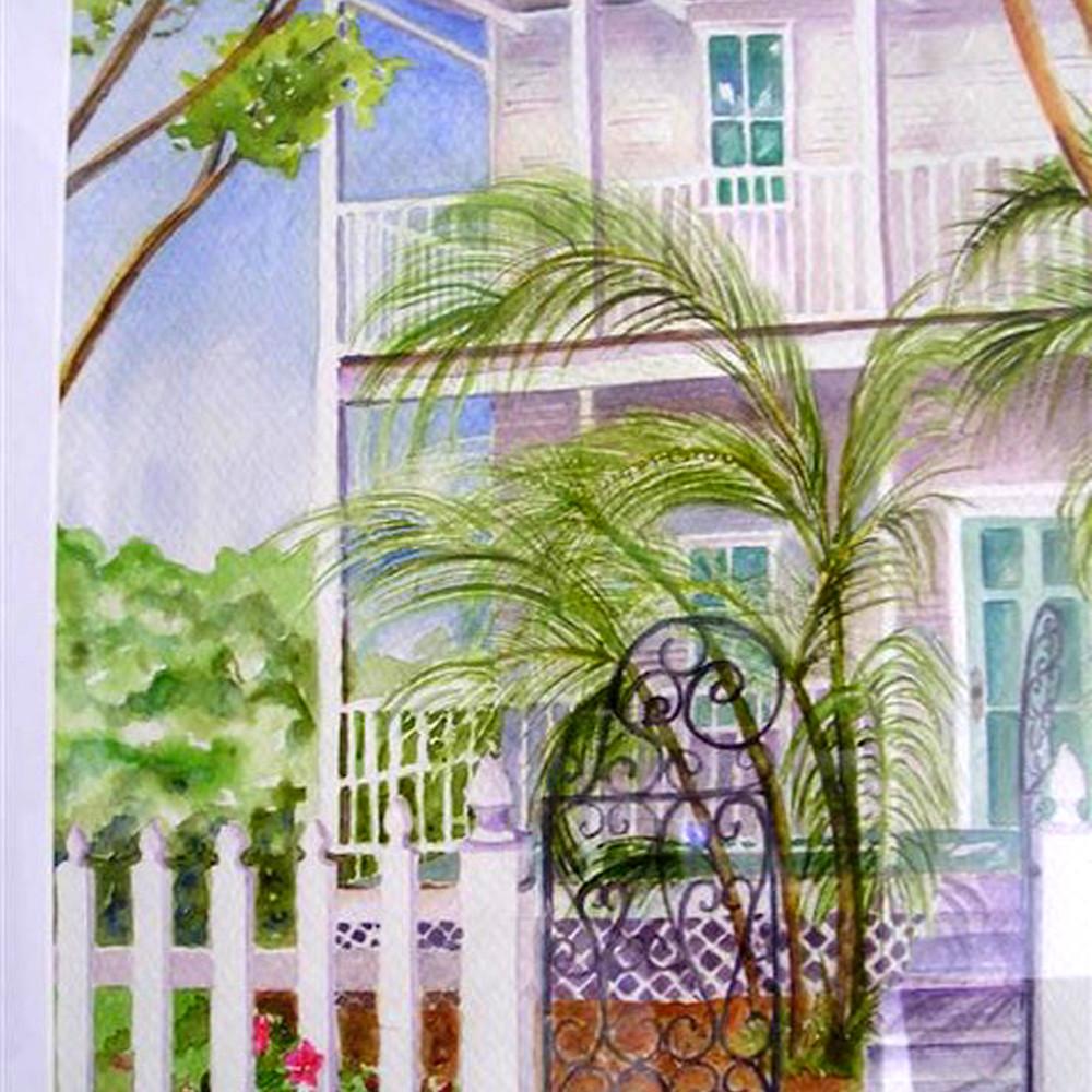Open gate house. fmmm8f