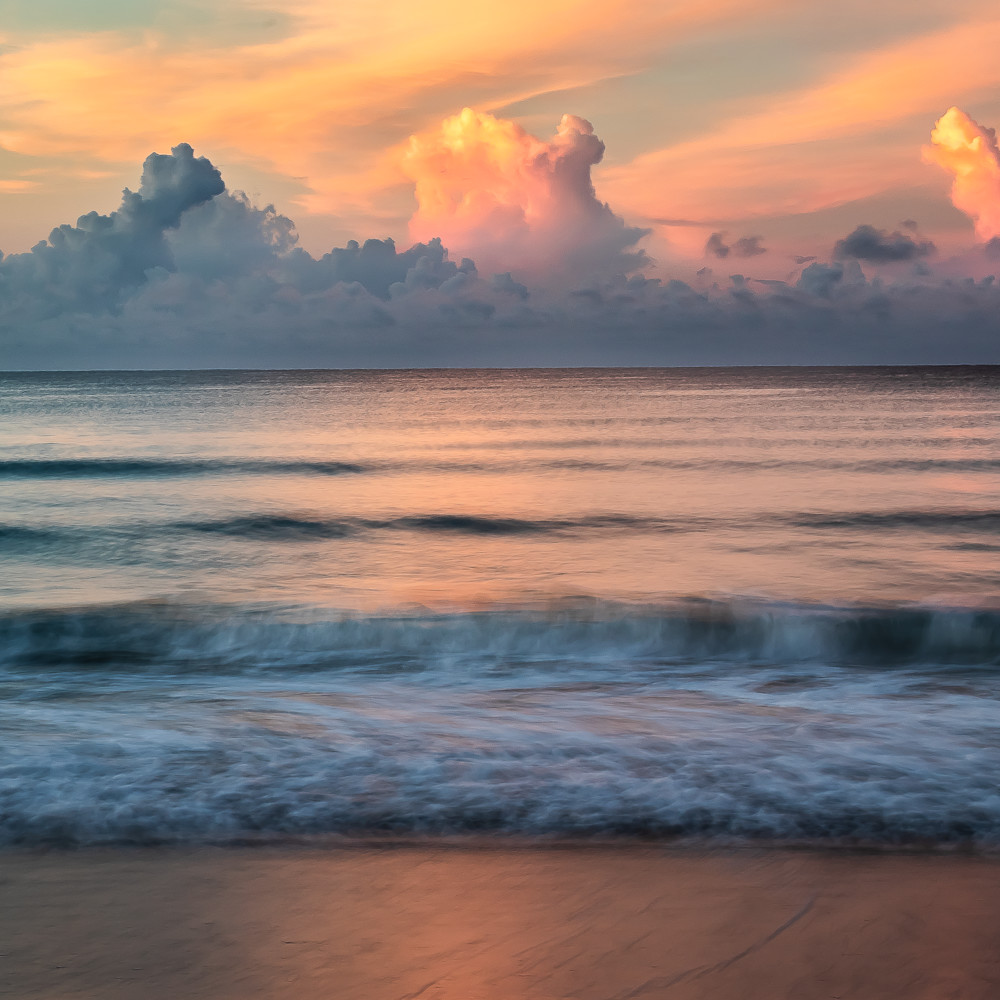 Atlantic beach dawn clsjqh