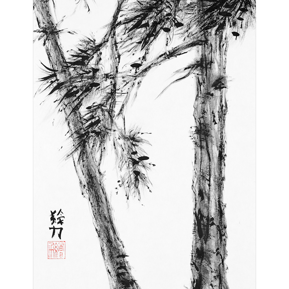 Hombretheartist sumie pinetree 6 forprint 022120 lvbage
