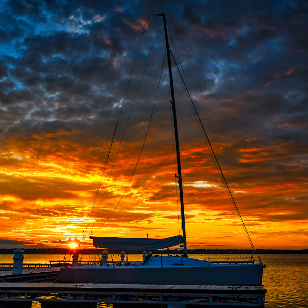 Andy crawford photography sunrise over lake champlain fumyim