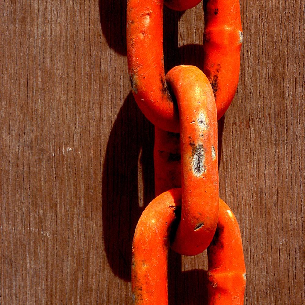 Closer ny orange chain acny2189 abstract photography sherry mills print 4 j2v6u9