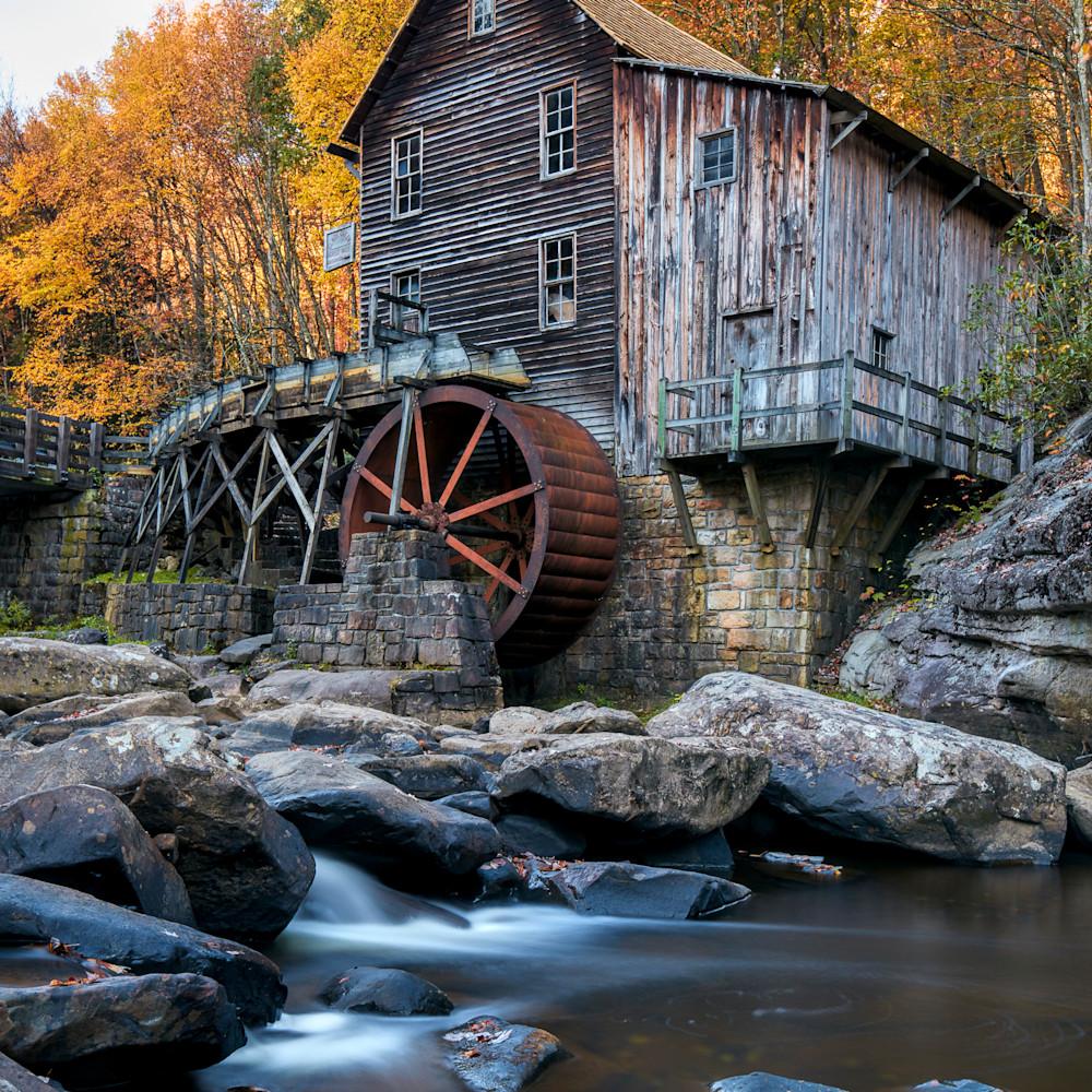 Glade creek grist mill charlie 4x5 jcanfr