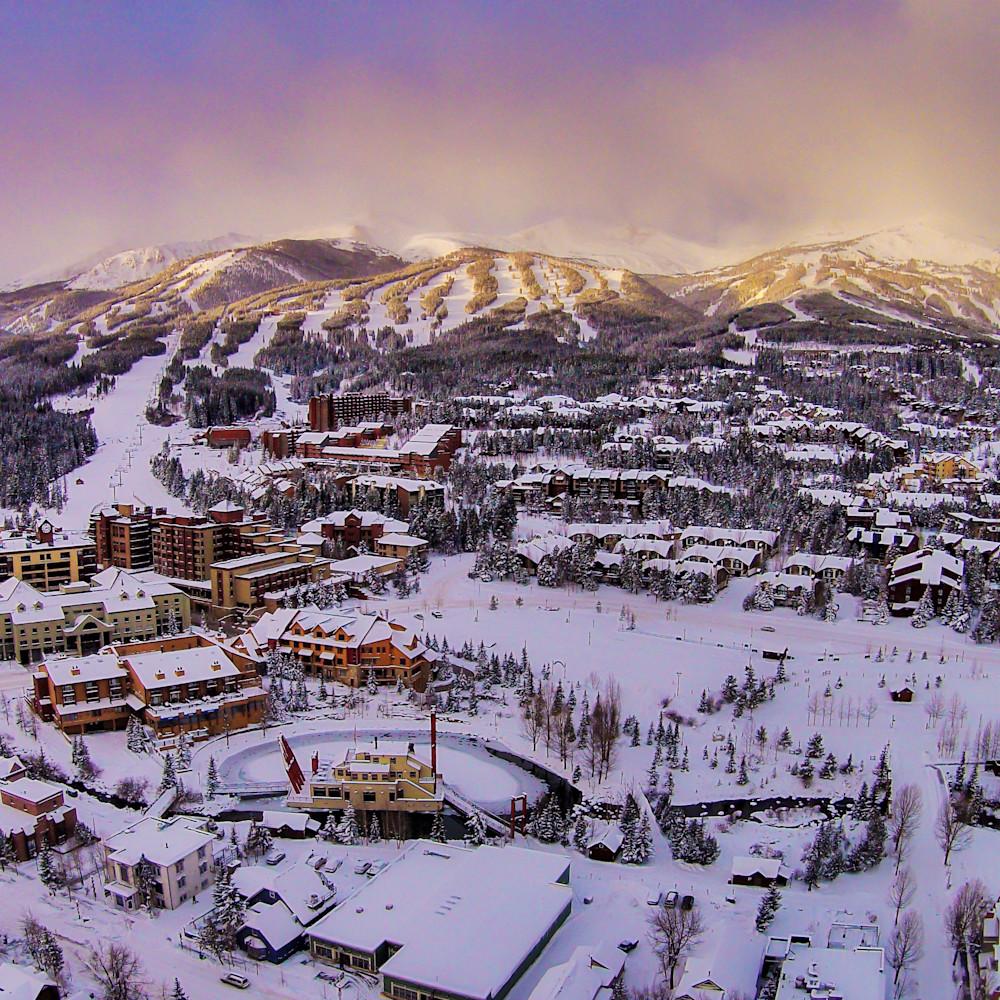 Breck sunrise 2x3 print oqw4ma