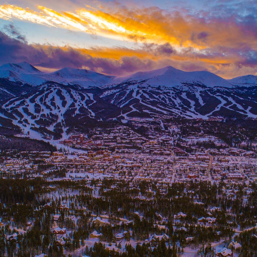 Breck sunset 2x3 print qdl4dp