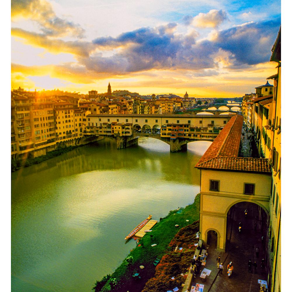 Ponte vecchio it fl 051 csp poster cptah3