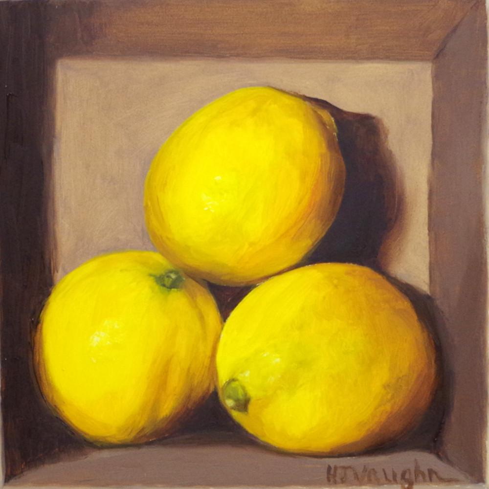 Lemons in a cardboard box mdc2cg