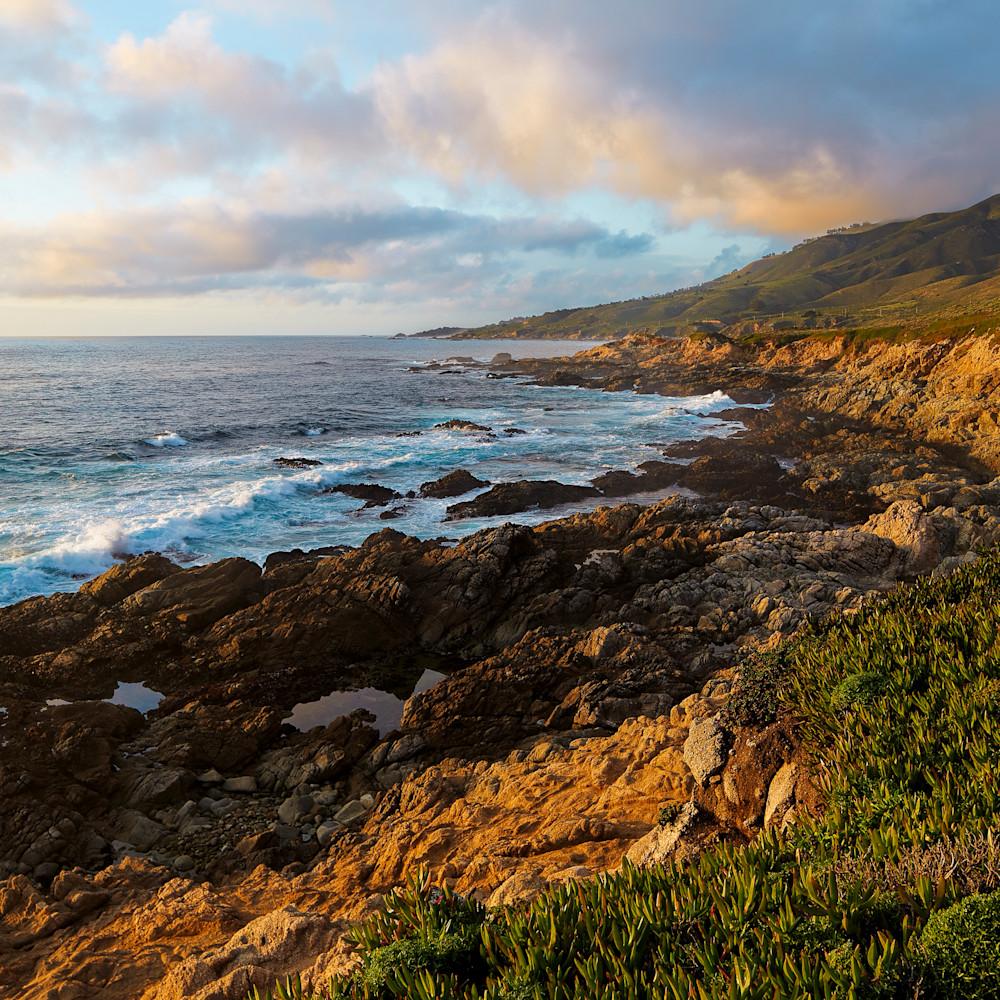 Garrapata coastline charlie 3x2 l8ydry