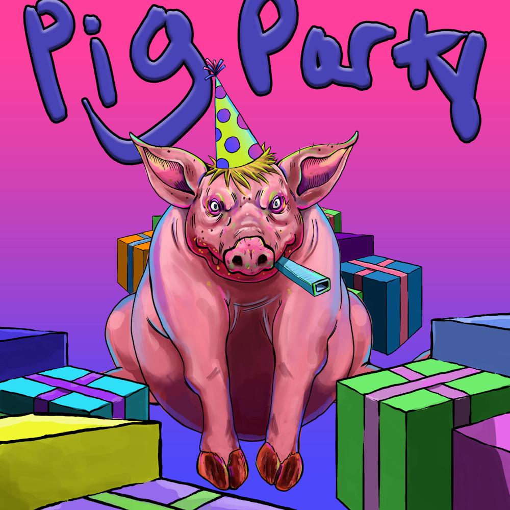 Pig party v2 faex5g