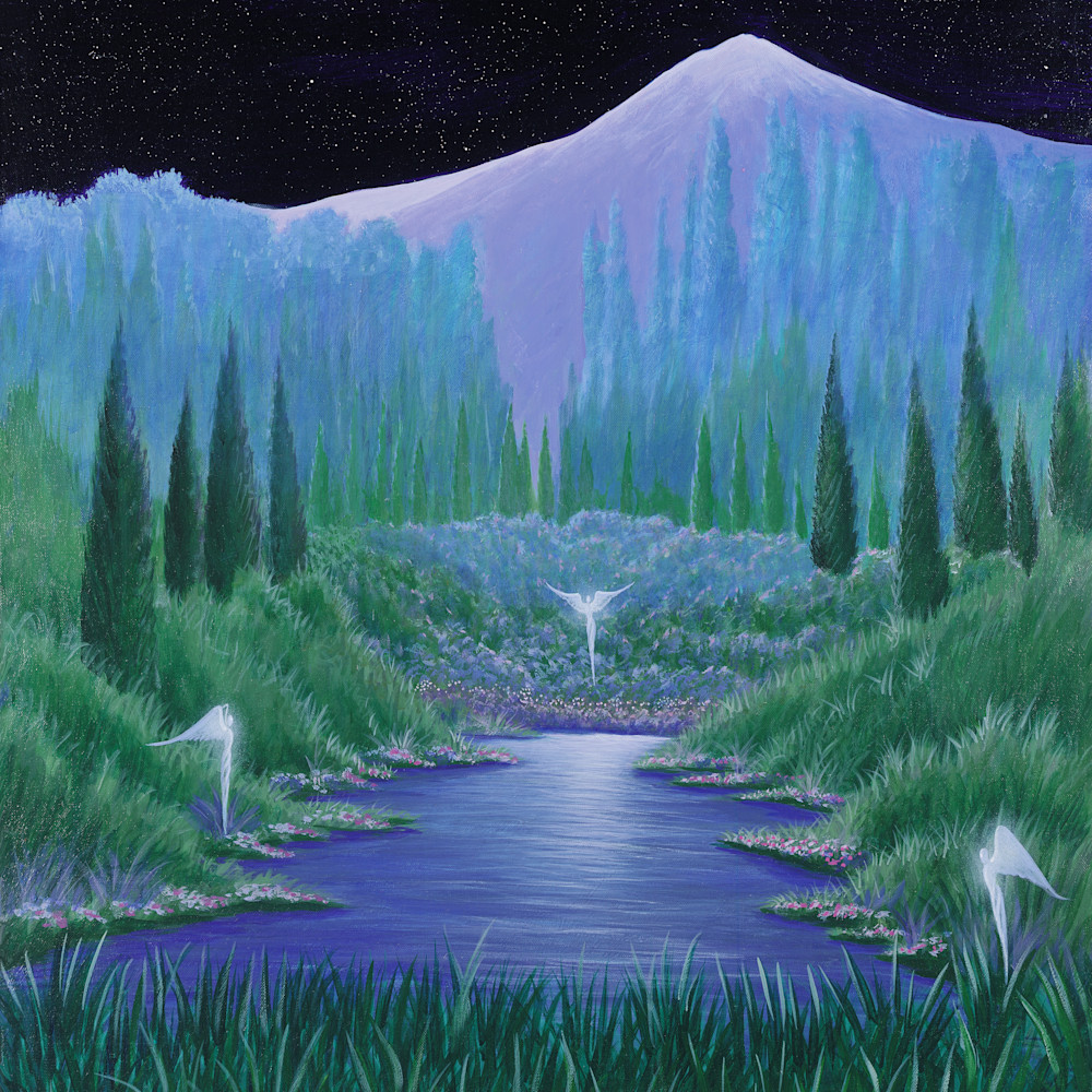 Twilight visitation moercl