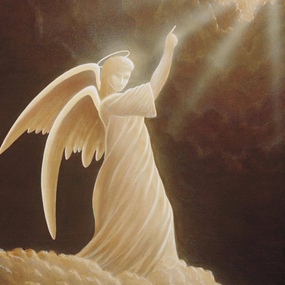 Guiding angel gkneke