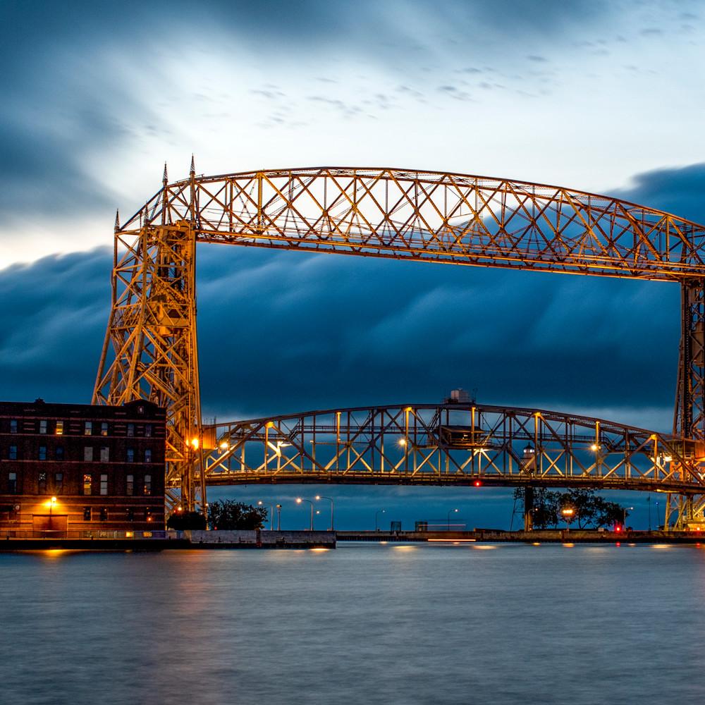 Dp664 lift bridge dawn pftpse
