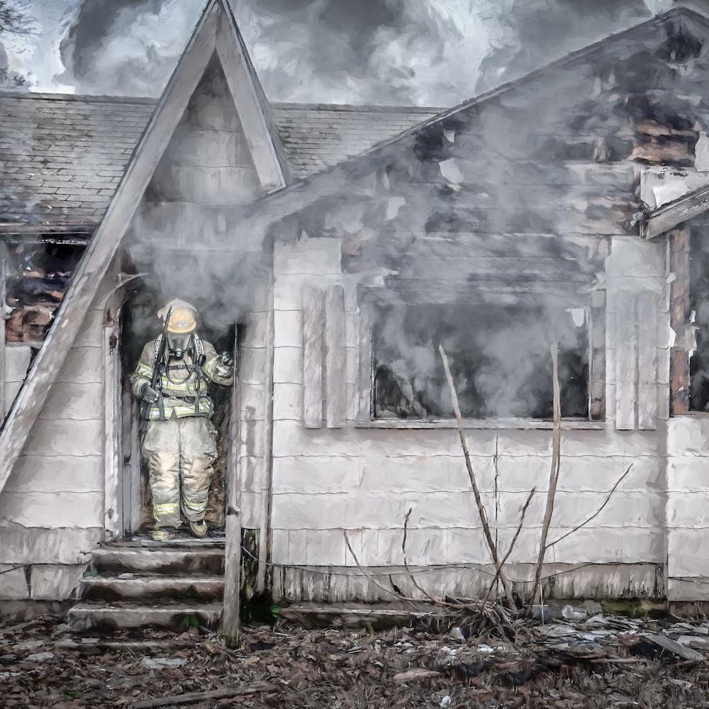 Ghost in the smoke mfwwfg
