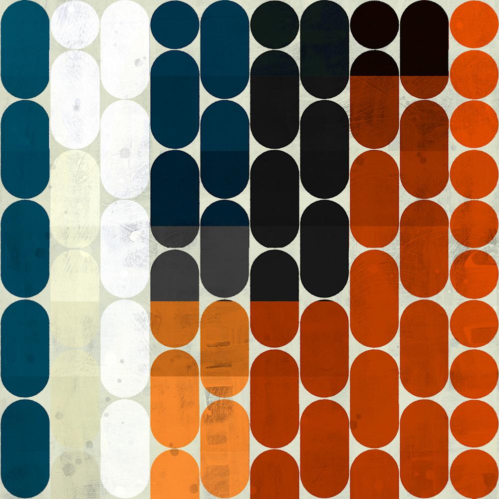 Counting capsules pills art square 1 zrqgnk