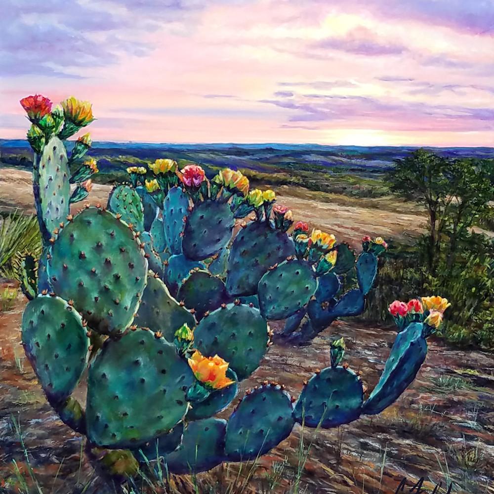 Cactus 1  36 x 40  72dpi with signature djazhz