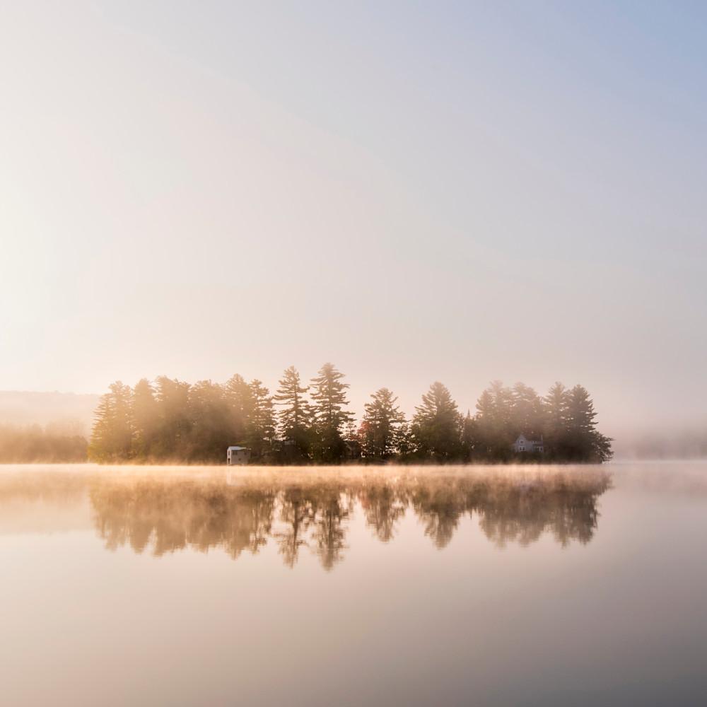 Otter lake island fog hlfblp