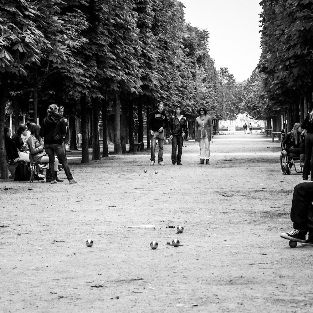40x30 paris tuileries gardens  pnqhbx