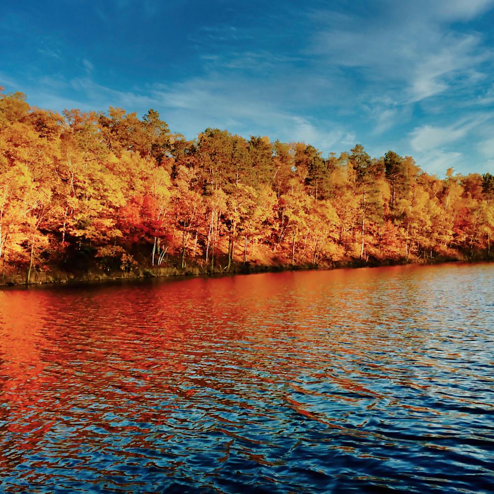 Fall magic deerwood 5 x7le4t