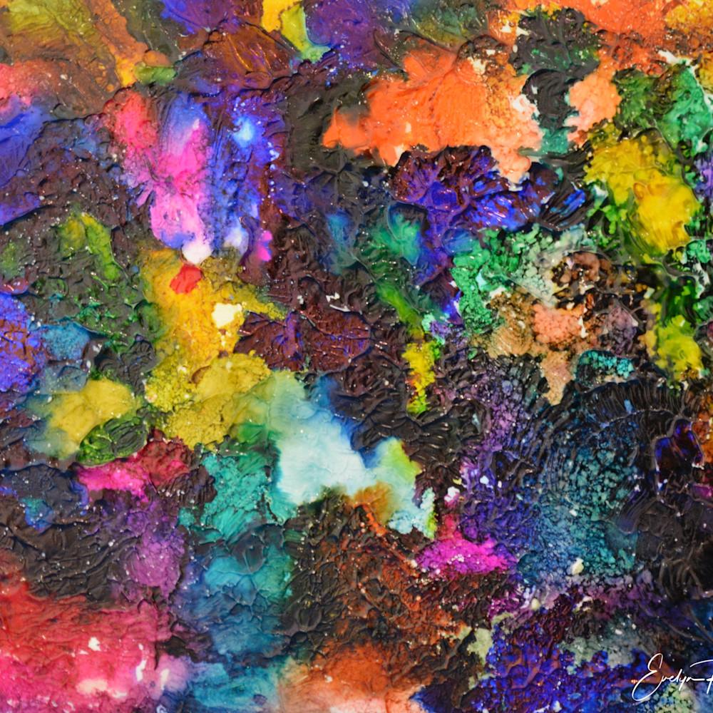 Color on crack f3lfln