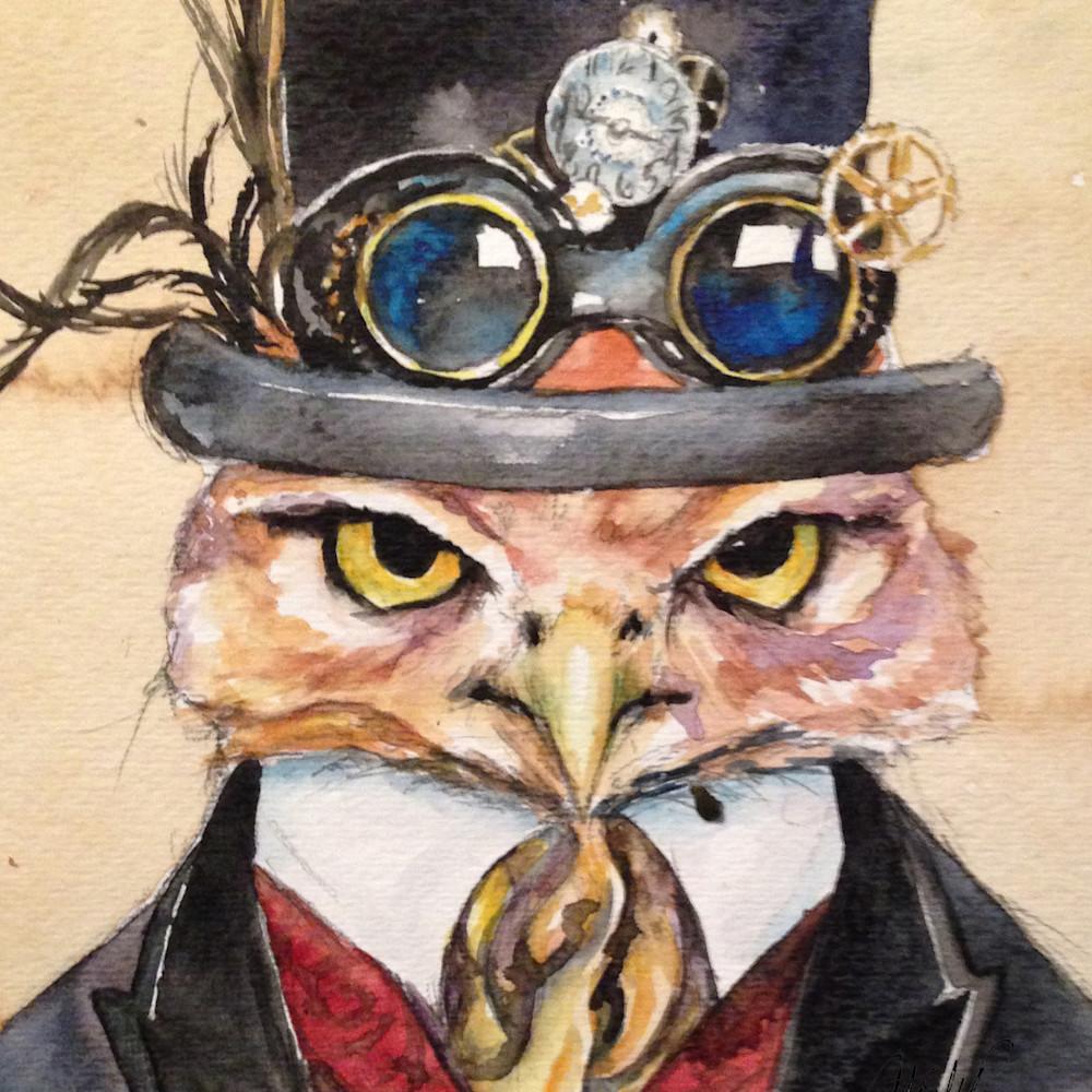 Owl signed n4ktpz