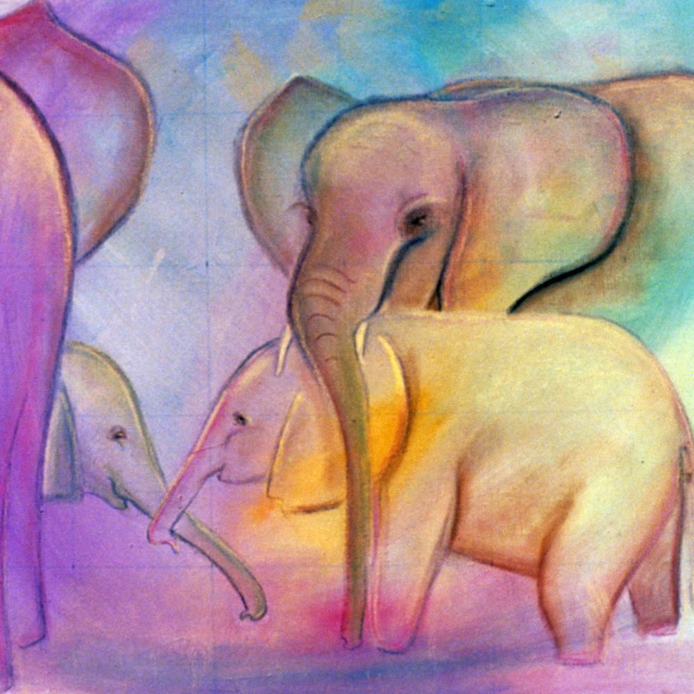 Fantasy elephants wd4hyh