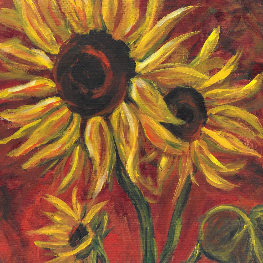 Sunflowers 1 16x20 vbjljx