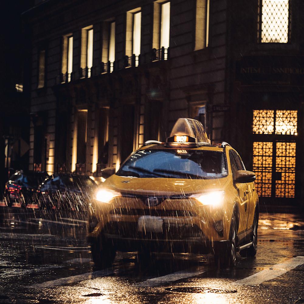 Taxi driver zq6szj