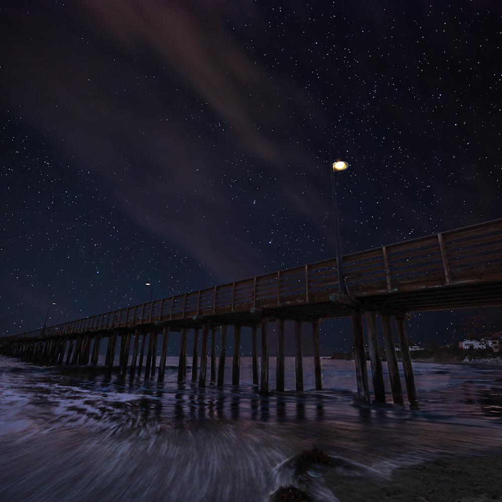 Starlit waxing tide bv9k6j