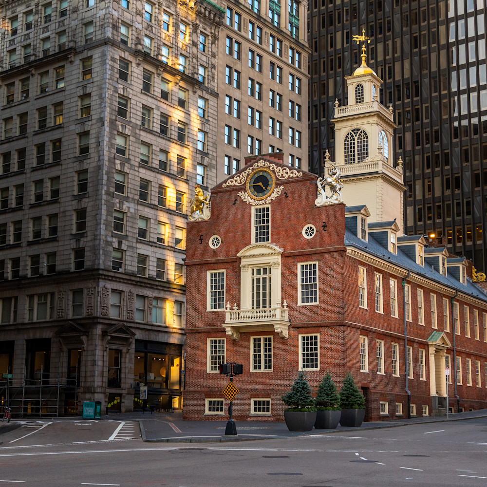 The old state house v4ktpw