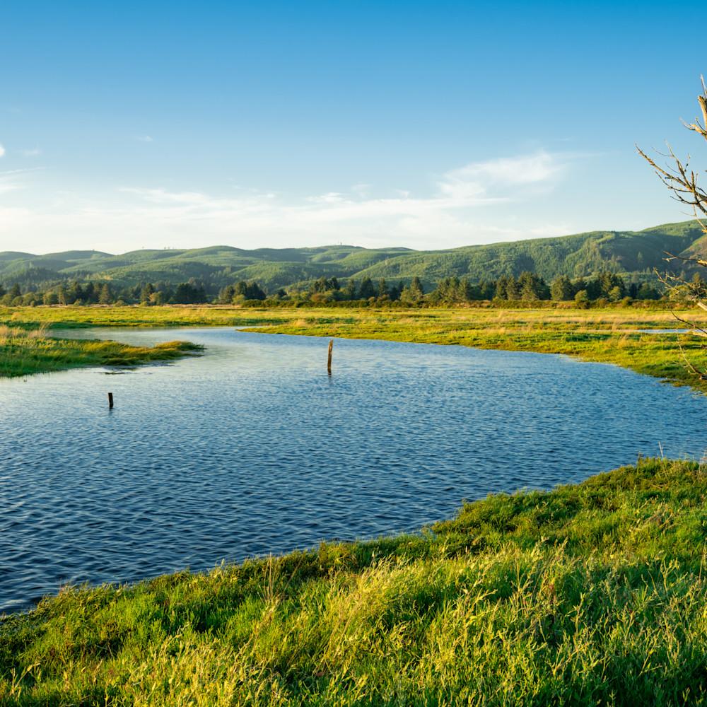 Willapa river estuary washington 2020 kgfxub