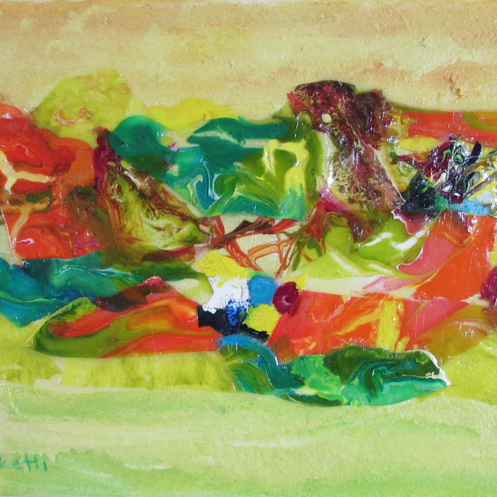 Abstract in yellow 1 fsjudt