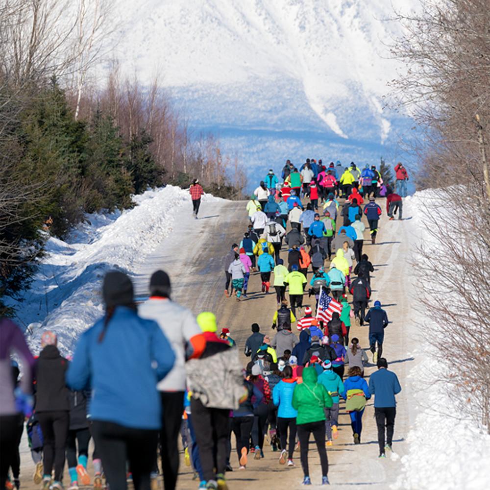 Millinocket marathon and half 2018 i 1 kliegj