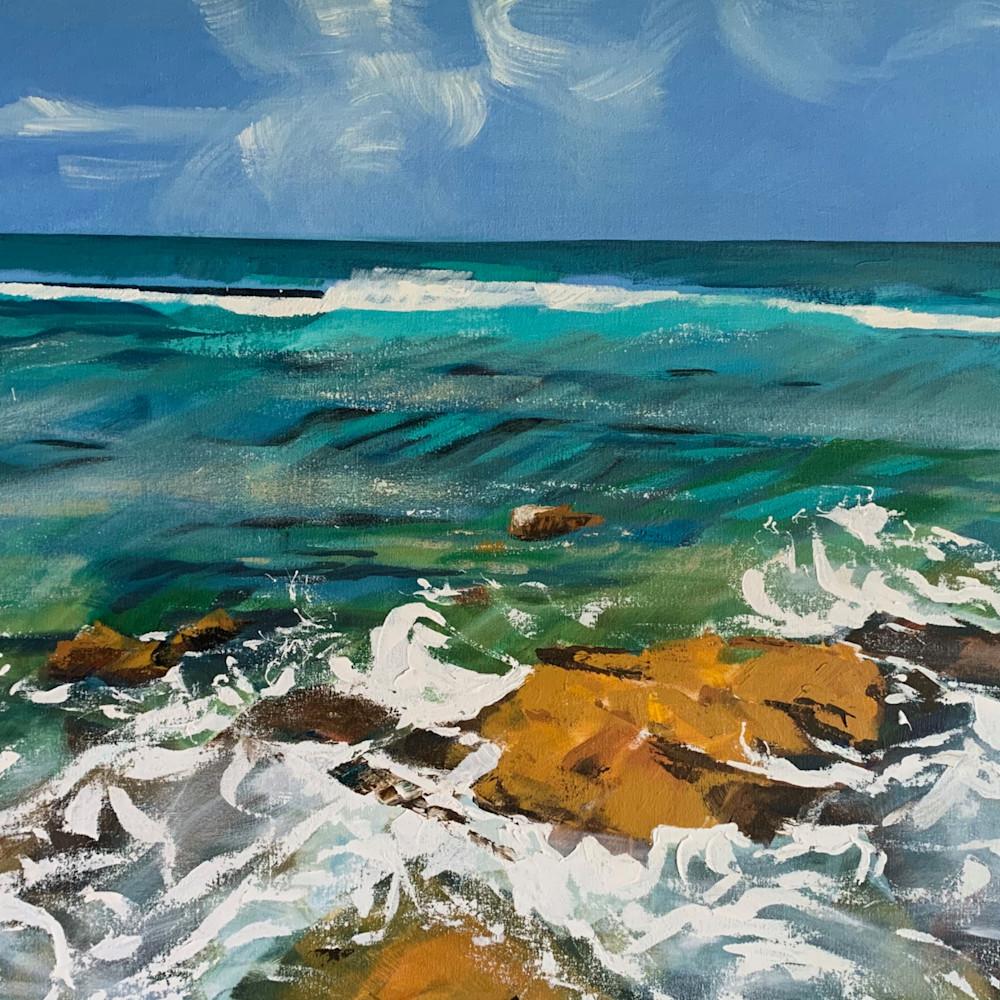 Rocks by the sea. lgejpg wacgmi