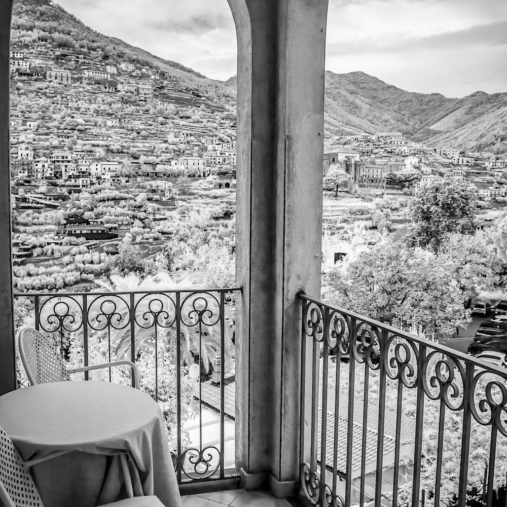 Balcony italy a8kbwf