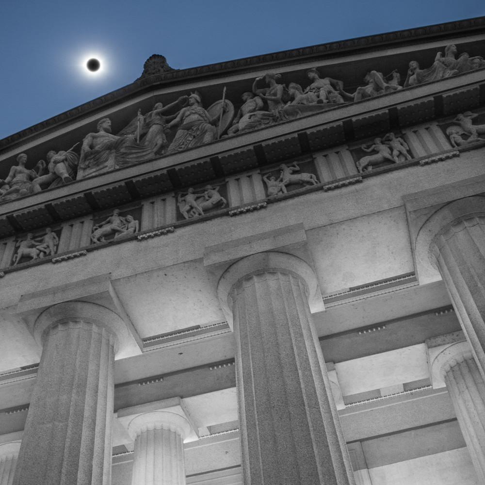 Eclipse over nashville 2017 nykib2