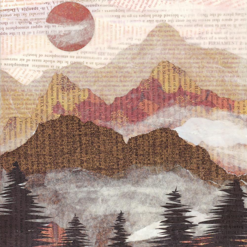 Brown mountain cvfqvs