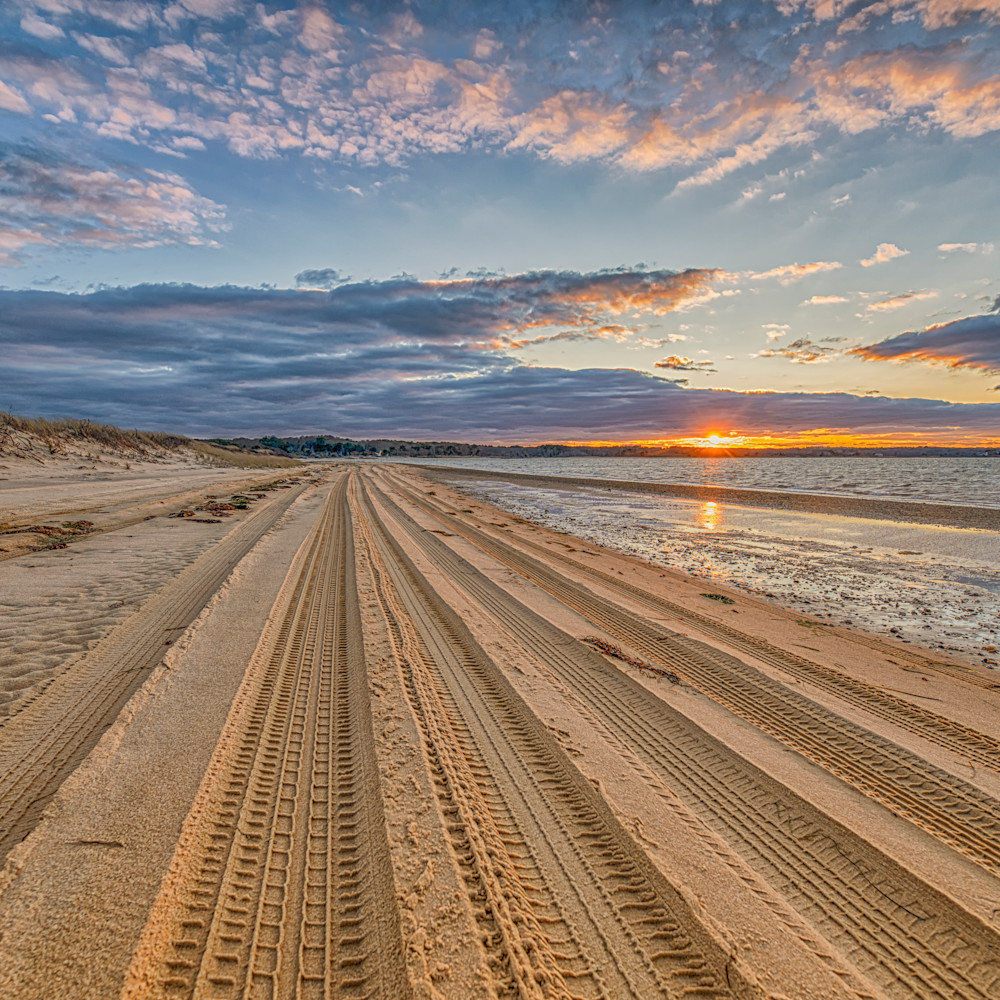 Cape poge sunset trail a73ops
