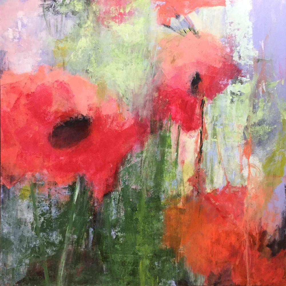 Dawn boyer to the light poppies 8x8 pif4xo