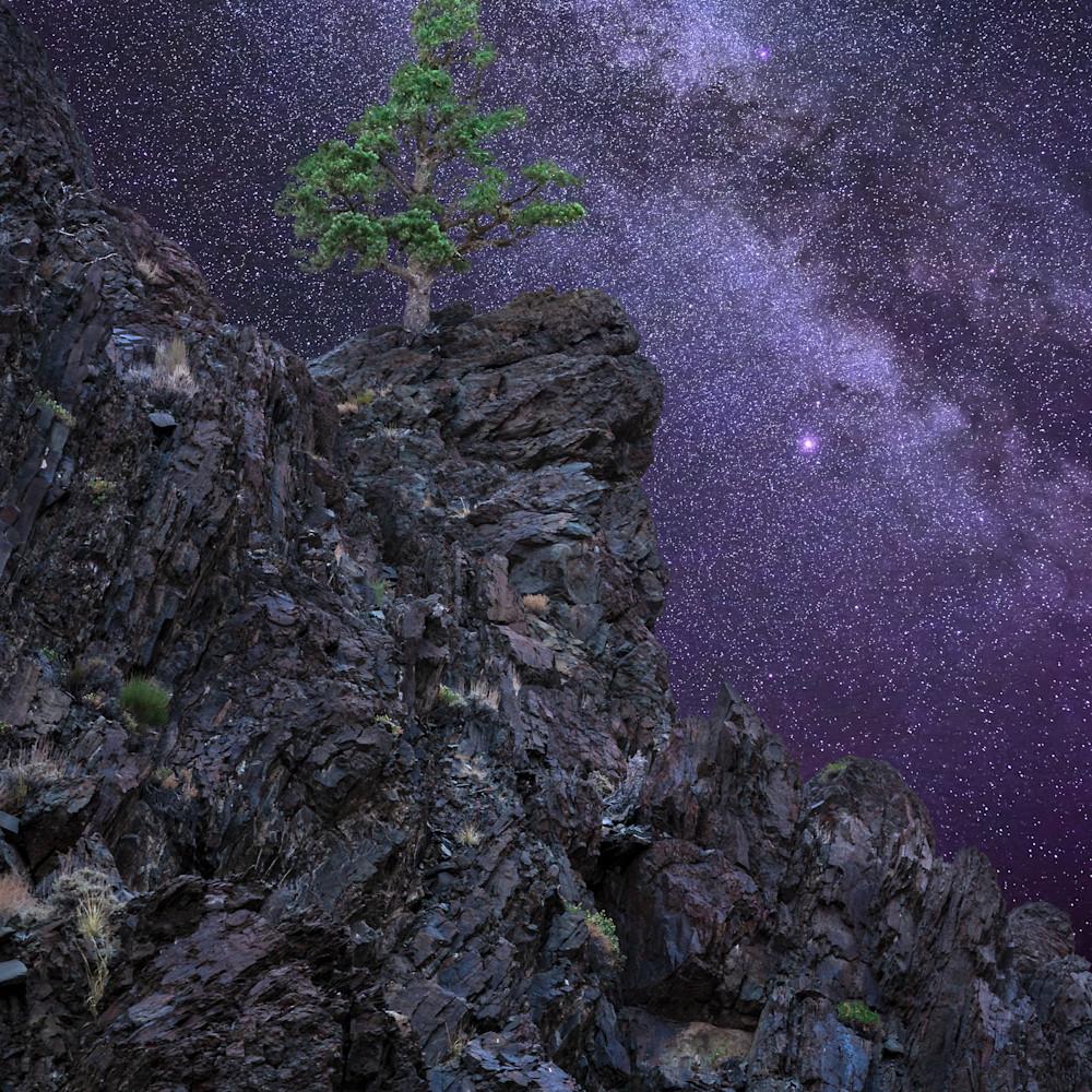 Lone pine cliff qdhuvv