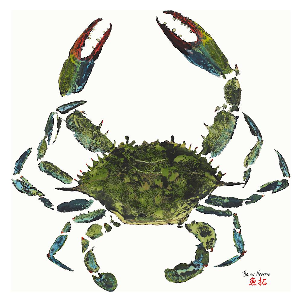 Blue crab asf t1zygw