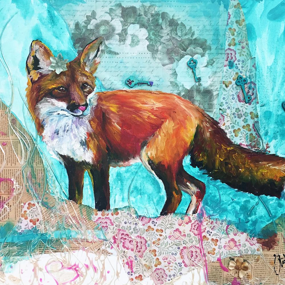 Foxy mixed evdorq