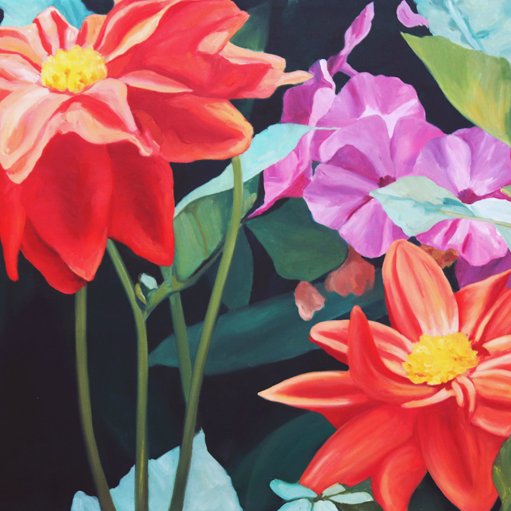 Barbara lidfors garden flowers w2gqxs