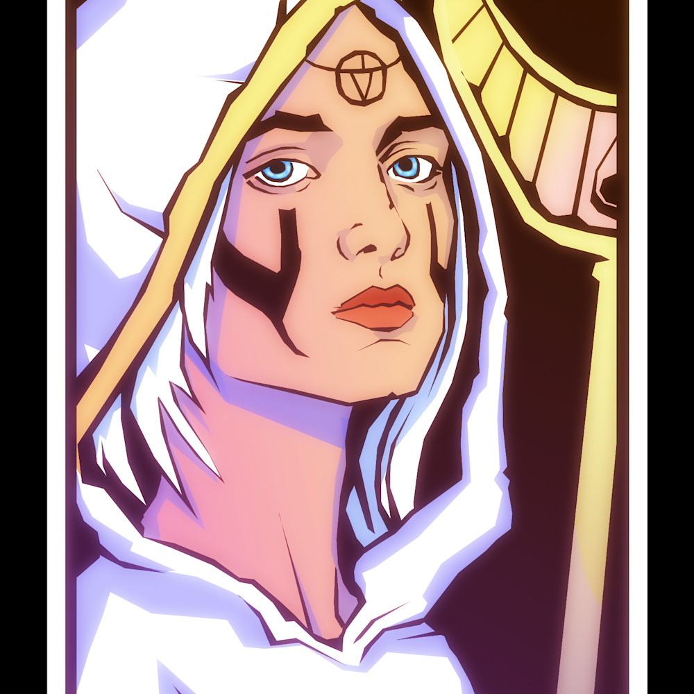 Healer queen n8almm