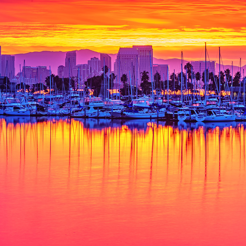 Harbor drive sunrise 1 12 7 2020 1 of 1 t6oikb
