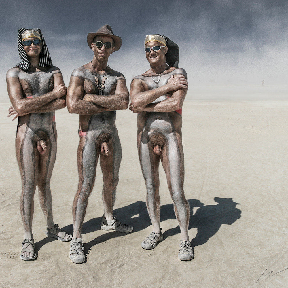 The three pharaohs globfk