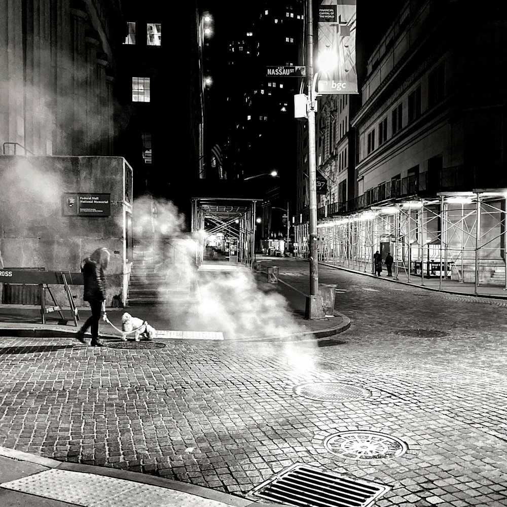 Wall street at night steam mvlug5