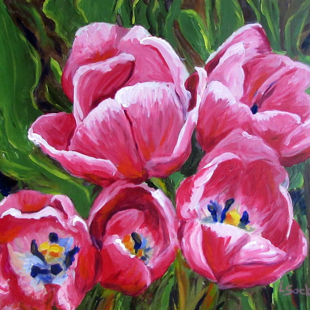 Tip toe through the tulips atcxb8