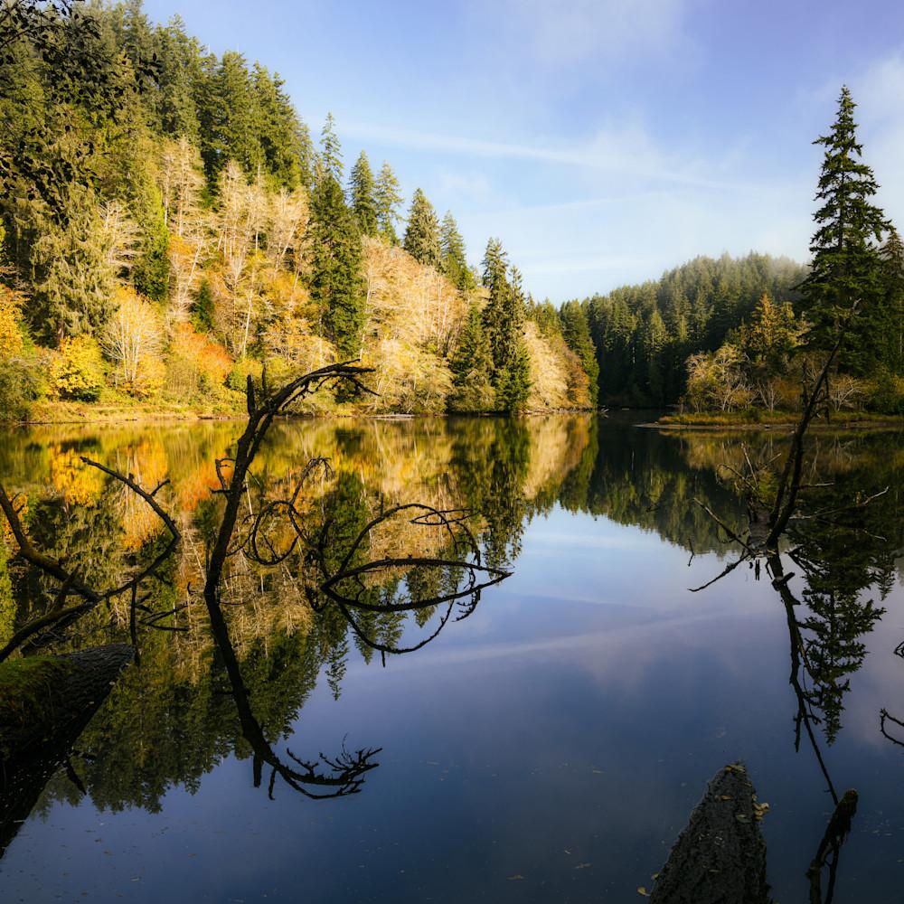 Autumn morning lake sylvia washington 2020 qreriv