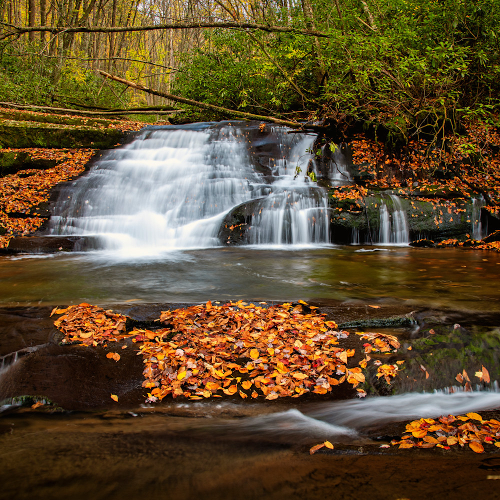 Andy crawford photography meadow branch waterfall number 1 o6s1ni